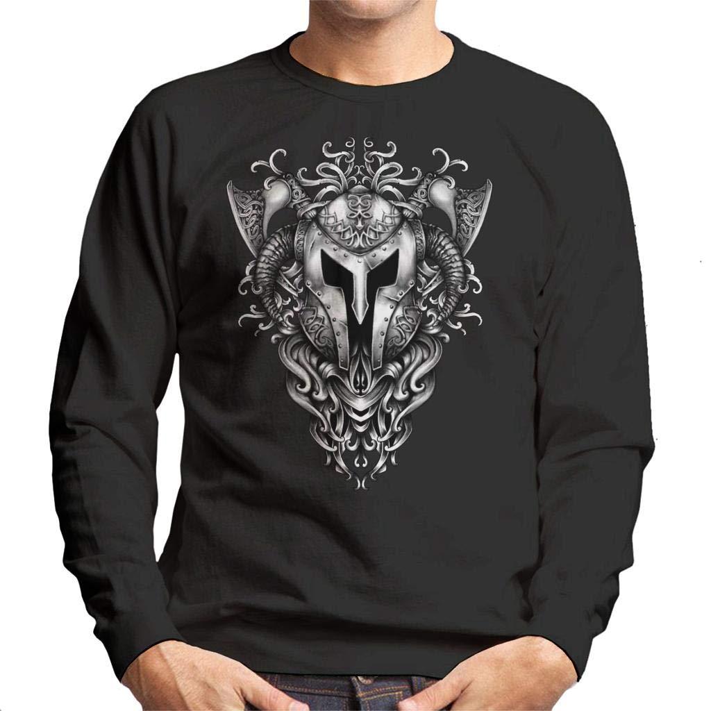 The Armour of A Viking Mens Sweatshirt