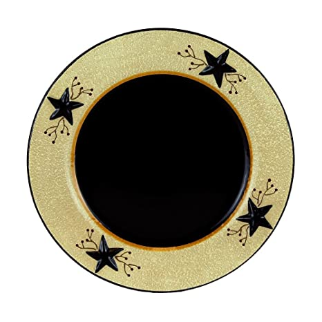 Park Designs Star Vine Salad Plates - set of 4  sc 1 st  Amazon.com & Amazon.com | Park Designs Star Vine Salad Plates - set of 4 ...