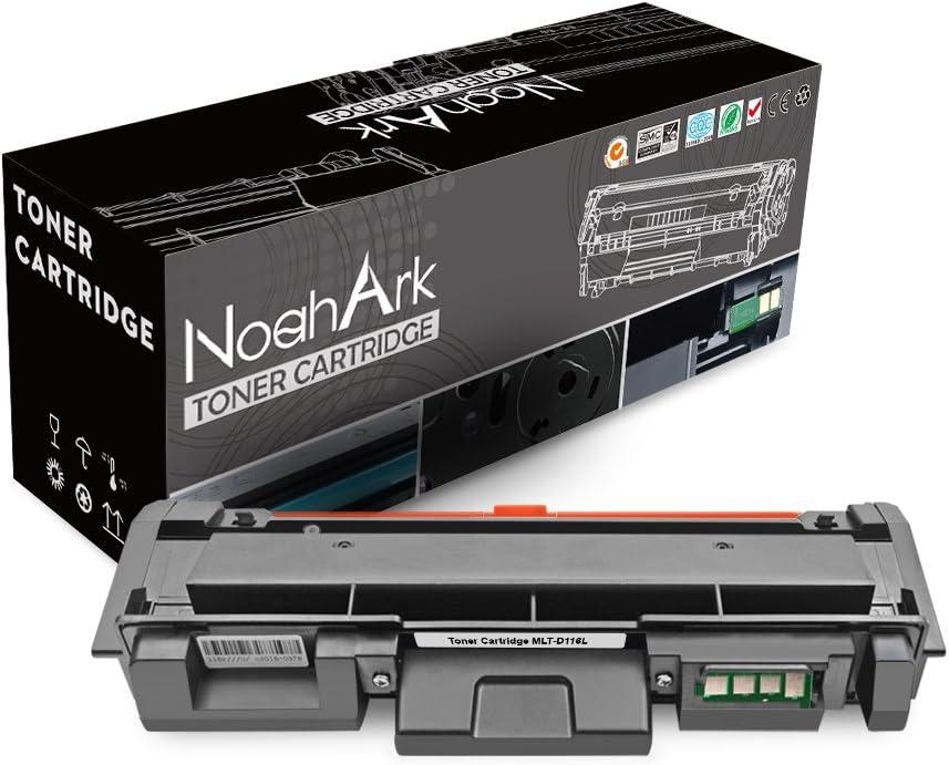 Nero NoahArk Compatibile con Samsung MLT-D116L Cartuccia del toner per Samsung SL-M2625D SL-M2675F SL-M2825DW SL-M2835DW SL-M2875FD SL-M2875FW SL-M2885FW Stampante