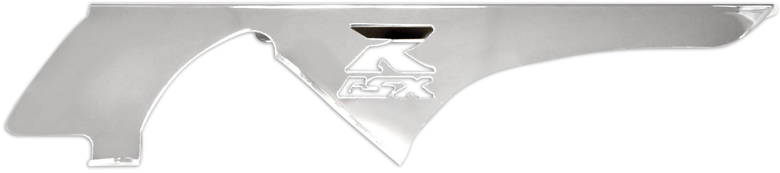 Yana Shiki CA2832 Chrome Chain Guard for Suzuki GSX-R 600/750/1000