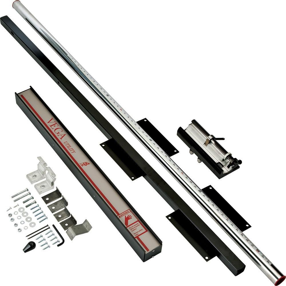 Vega U50 Table Saw Fence System: 36-Inch Fence Bar, 50-Inch to Right by Vega