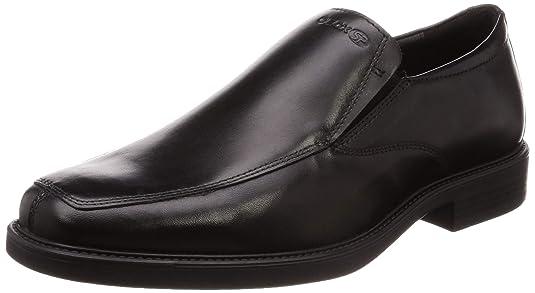 Geox BRANDOLF U844VD Hombre Mocasines,Zapatilla Deportiva,varón Calzado,Zapato de la Universidad,College,Slip on,holgazán,Elegante,Zapatos del Negocio ...