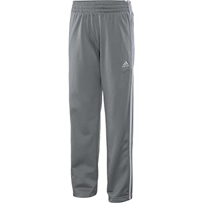 adidas Kids Boys Youth 8-20 Designator Pant Tech Grey (Size Small 8)
