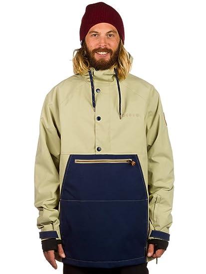 Chaqueta de esquí West Beach Bateman hombre sobre la cabeza ...