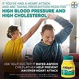Bayer Aspirin Regimen Low Dose 81mg Enteric
