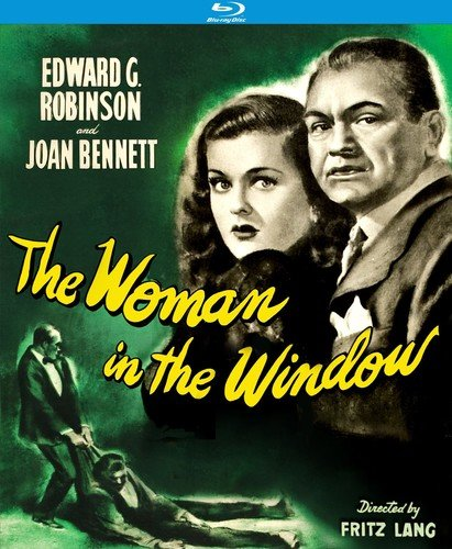 Woman in the Window [Blu-ray] Edward G. Robinson Joan Bennett Raymond Massey Dan Duryea
