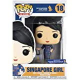 Funko Pop! Ad Icons: Singapore Girl with Protector