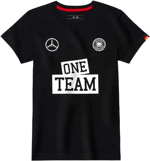 Mercedes-Benz - Camiseta de Manga Corta - para niño: Amazon.es: Ropa y accesorios