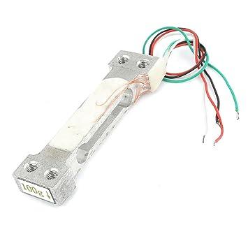 Elektronische Waage 4-Draht-Wägezelle Sensor 100g Kapazität: Amazon ...