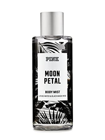 70557be58e Image Unavailable. Image not available for. Color  Victoria s Secret PINK  Moon Petal Body Mist