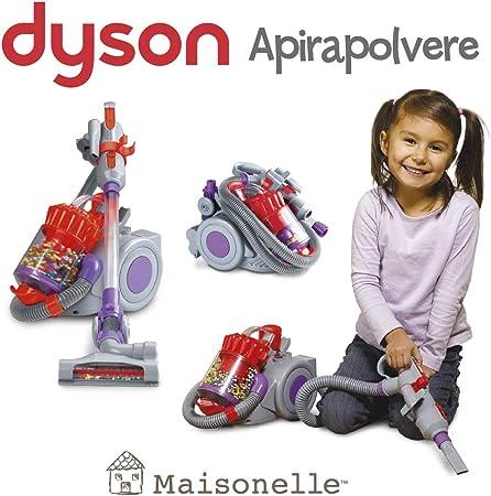 ODS-DC22 ODS Dyson Aspirador para niños, Color Gris, Morado y Rojo, 20802: Amazon.es: Juguetes y juegos