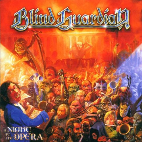 Blind Guardian: A Night At The Opera (Audio CD)