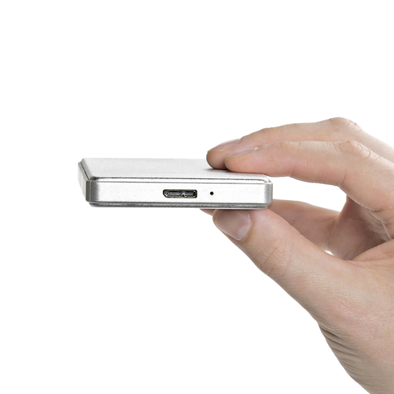 U32 Shadow External 4TB USB-C (3.1 Gen 2) Portable Solid State Drive SSD (U32-C-SS-4T-BK) Oyen Digital