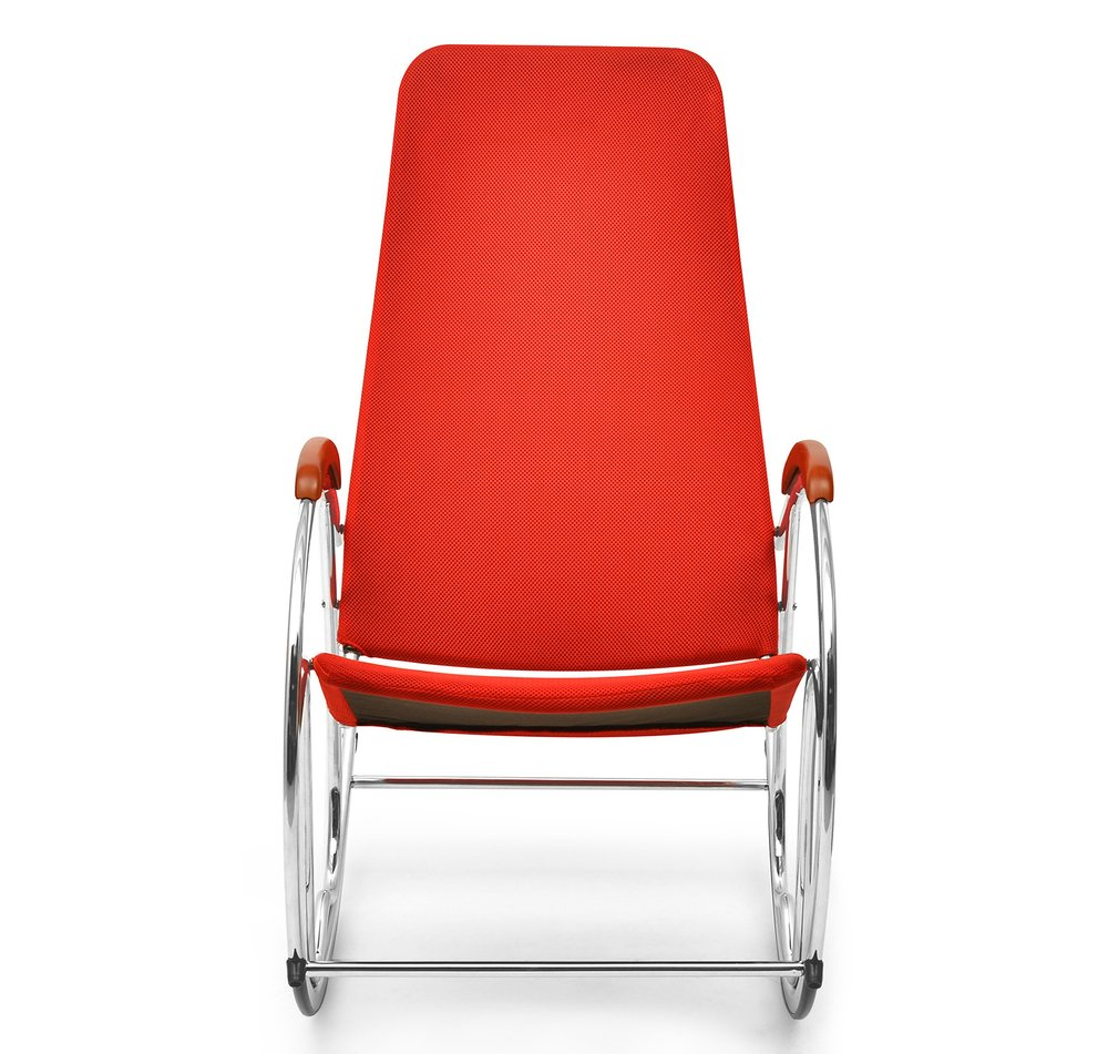 Charmant Nilkamal Dylan Rocking Chair (Glossy Finish, Red): Amazon.in: Home U0026 Kitchen