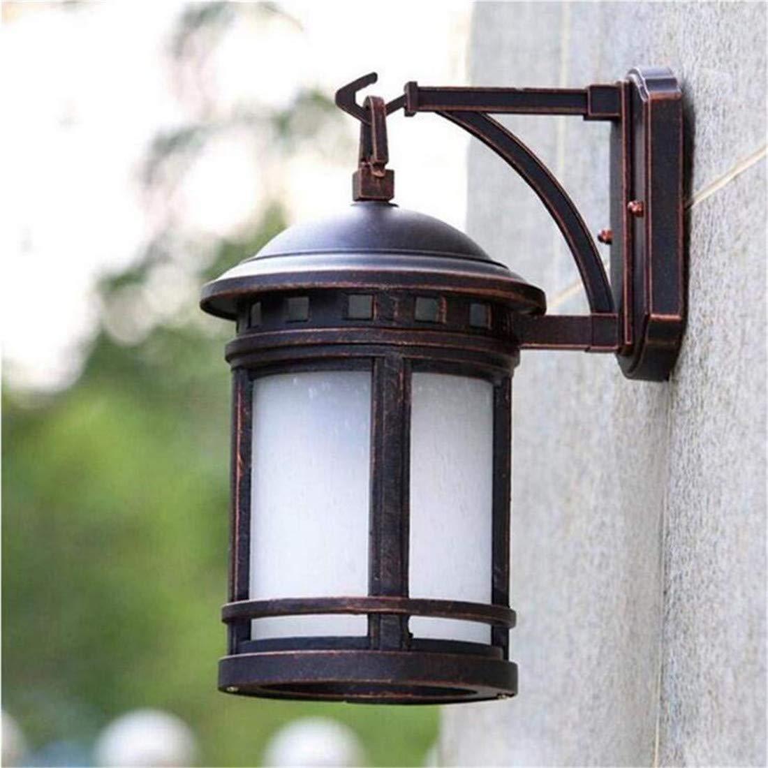 Lampada da parete per esterni Lampada da parete per esterni da balcone