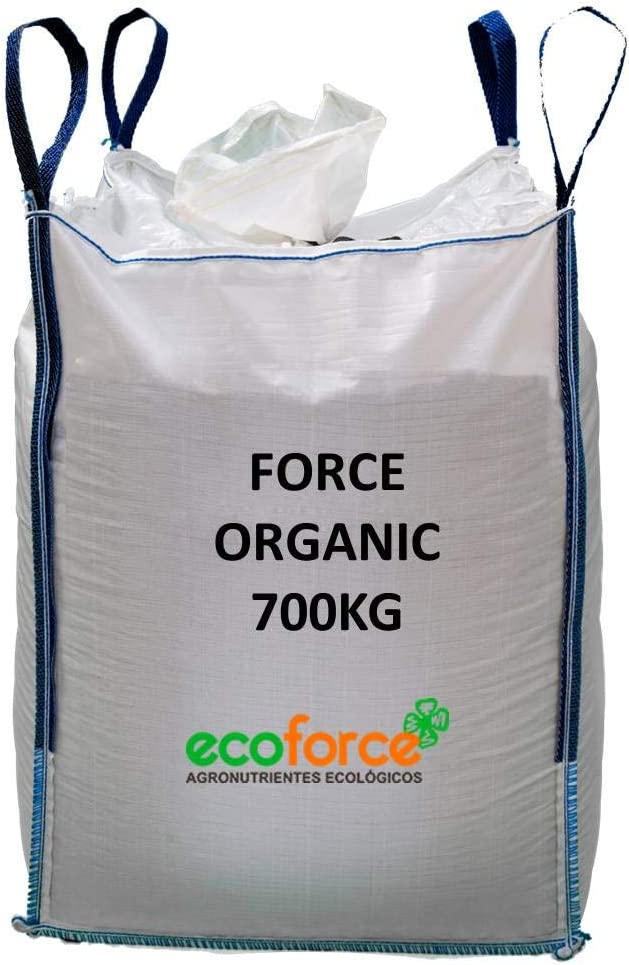 CULTIVERS Force Organic. Abono granulado para Plantas ecológico ...