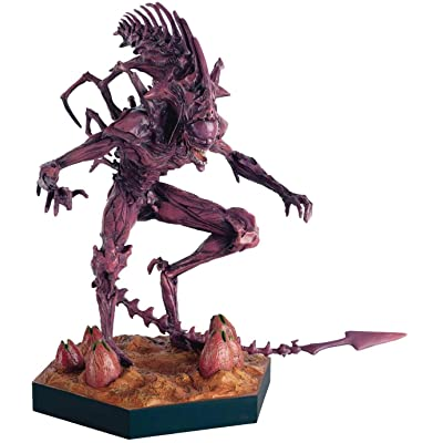 Eaglemoss Alien & Predator Figure Collection Special #6: Aliens Rogue Xenomorph King Resin Figurine: Toys & Games