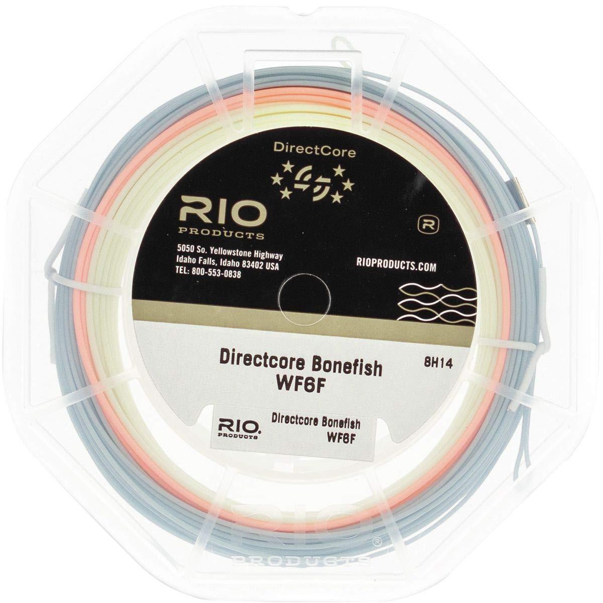 愛用 Rio DirectCore WF8F Bonefish B07J1BCW18 Sand DirectCore/Orange/Blue Rio WF8F, アカシシ:7df396ab --- a0267596.xsph.ru