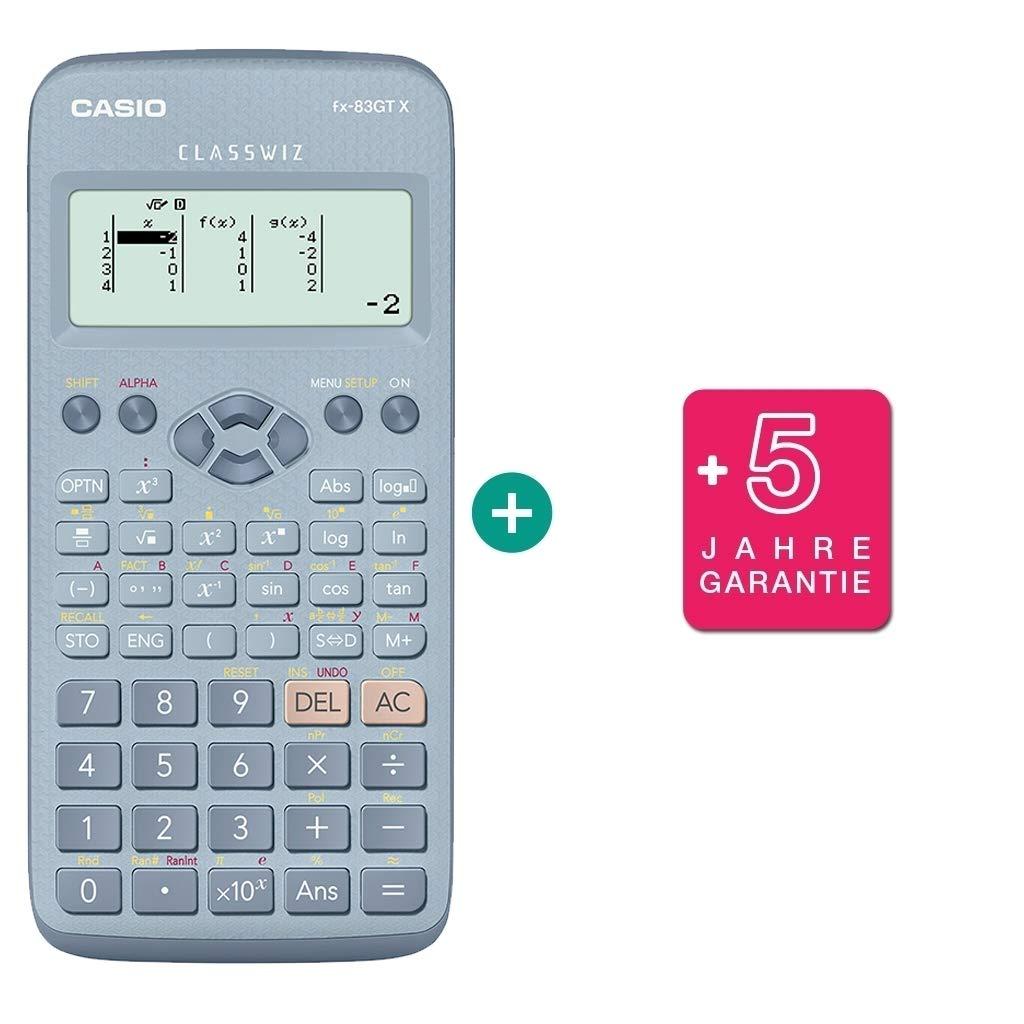 Casio FX 83 GT X - Calculadora: Amazon.es: Informática