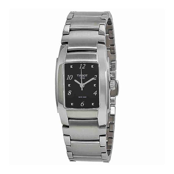 Tissot Reloj Analógico para Mujer de Cuarzo con Correa en Acero Inoxidable T073.310.11.