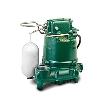 Zoeller 57-0033 Mighty-Mate BN57 0 3 HP Submersible Pump