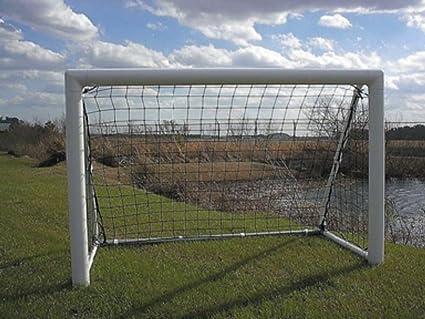be7b22447 Amazon.com : Pevo Channel 4x6 Soccer Goal | Aluminum Soccer Goals ...