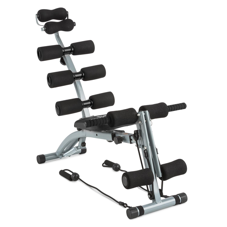 Capital Sports Sixish Core Banc De Musculation Entra Nement Complet