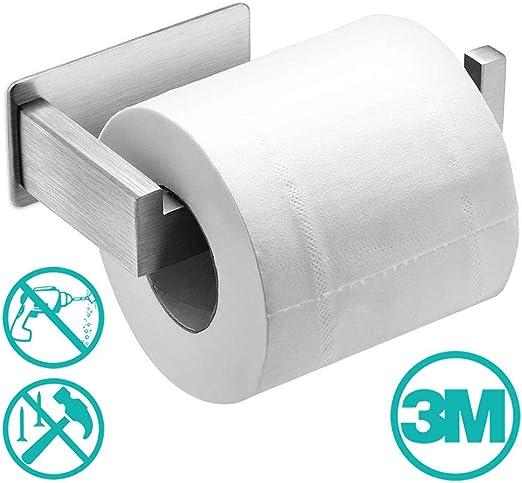 LP Wandmontierte Edelstahl Badezimmer Toilettenpapier Papier Rollenhalter Modern