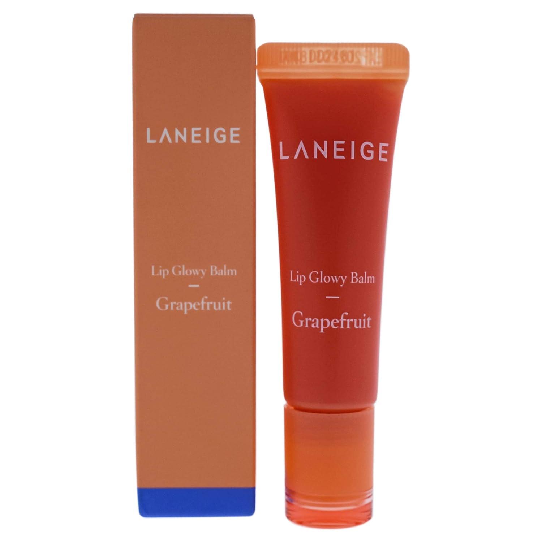 Laneige Lip Glowy Balm - Grapefruit By Laneige for Unisex - 0.35 Oz Lip Gloss, 0.35 Oz