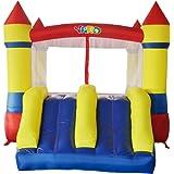 YARD bounce maison gonflable château gonflable cavalier coulissant avec soufflerie