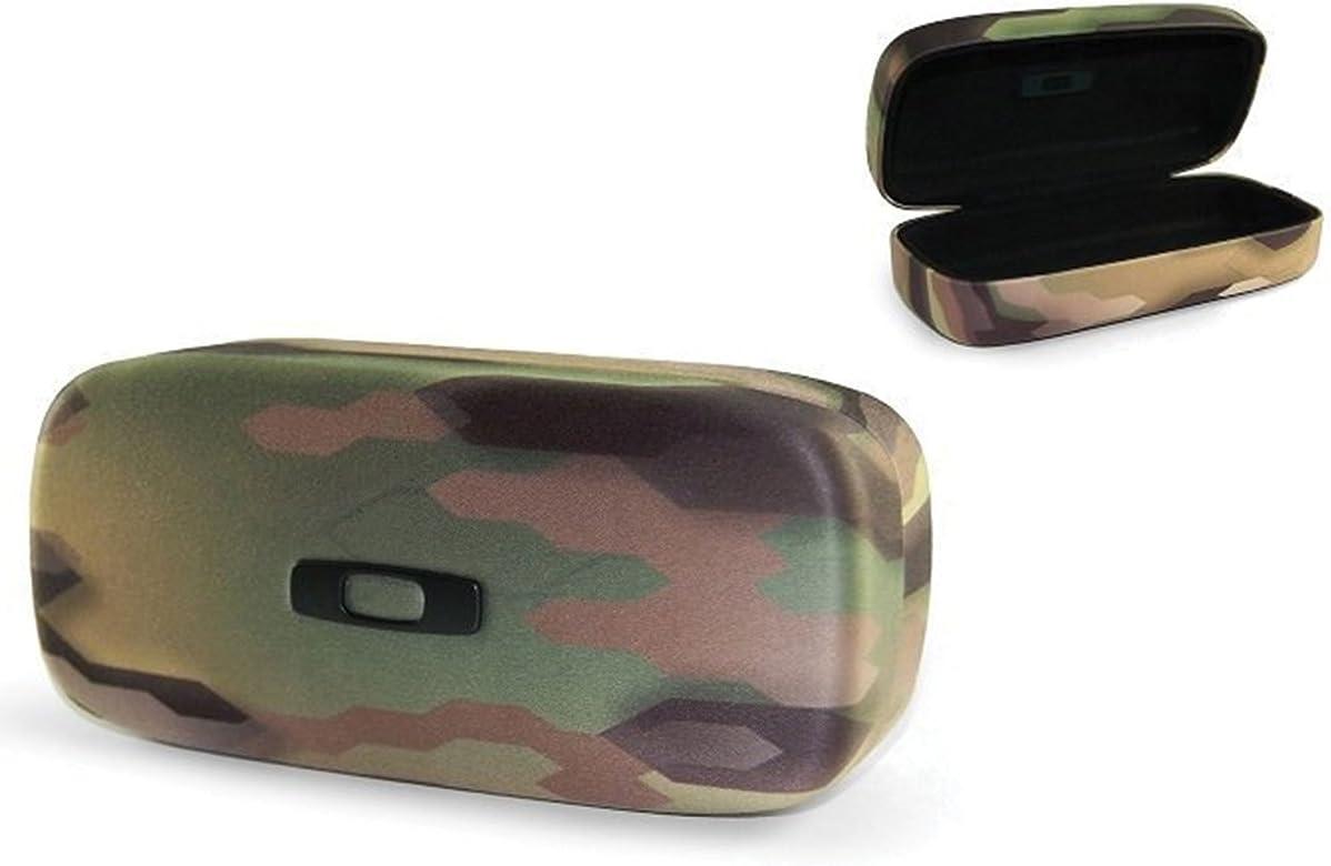 Oakley Square O - Carcasa rígida para Drako Ops, diseño de camuflaje: Amazon.es: Zapatos y complementos