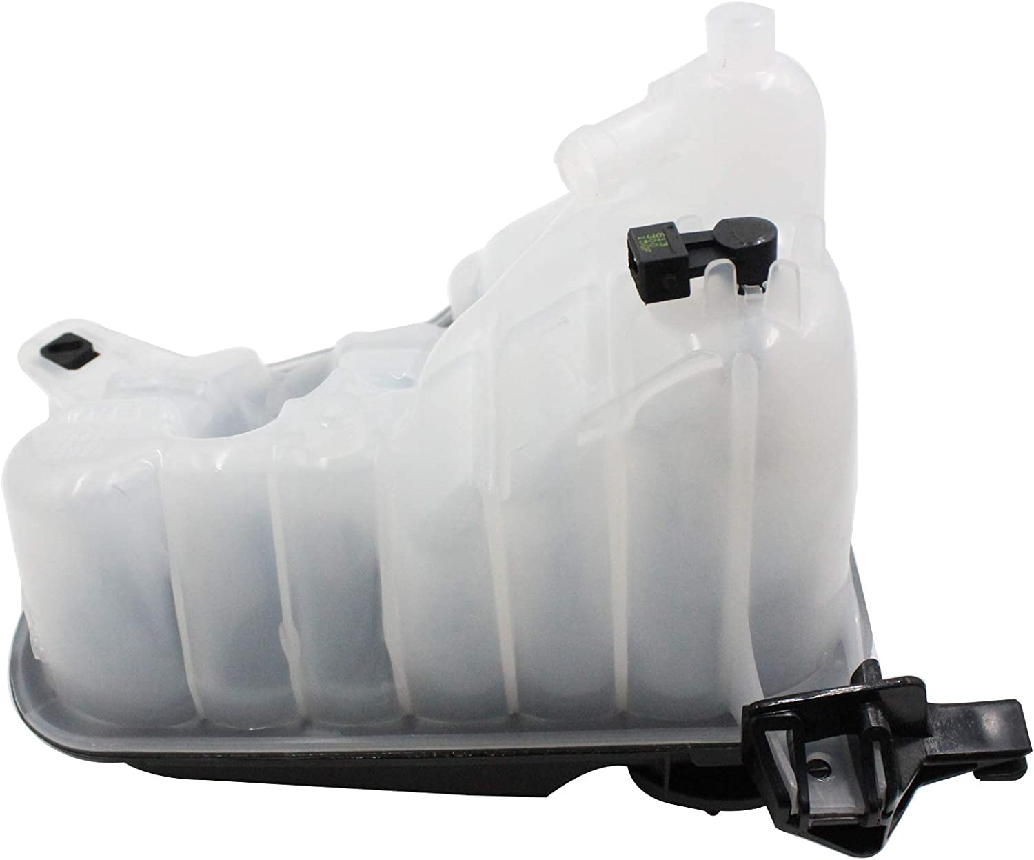 NEW Radiator Coolant Expansion Tank With Cap Fits 2013-2015 Jaguar XF