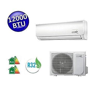mcair Aire Acondicionado Aire Acondicionado Inverter de pared mono Split con gas R32: Amazon.es: Bricolaje y herramientas