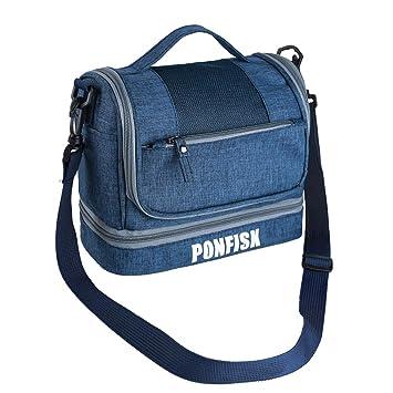 ee5d64830f1c Hanging Toiletry Bag For Women & Men Waterproof Travel Bags Cosmetic  Organizer Makeup Bag with...