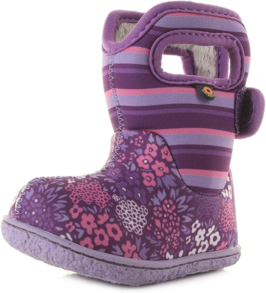 Bogs Kids Baby Girl's Baby Bogs Woodland Friends (Toddler)