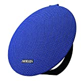 AOMAIS Ball Bluetooth Speakers,Wireless Portable Bluetooth 4.2 ,15W Superior Sound with DSP,Stereo Pairing for Surround Sound,Waterproof Rating IPX5,For Sports,Travel,Shower,Beach,Party(Blue)