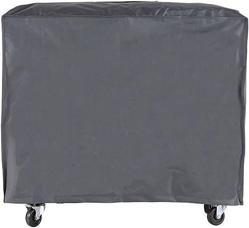 Cooler Cover Black UV Resistant 80 Qt 100 Qt Water Repellent Accessory