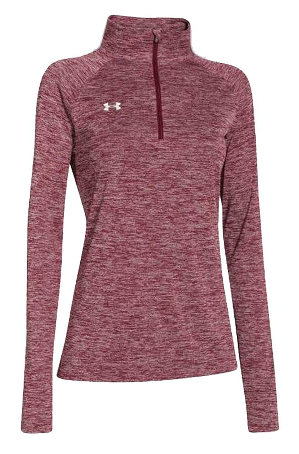 under armour qualifier 1 4 zip. under armour women\u0027s ua twisted tech 1/4 zip qualifier 1 4