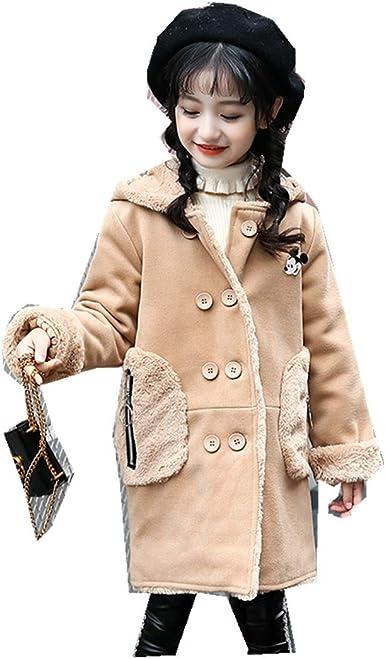 MV Girls Autumn Winter Clothing Children Korean Casual Cartoon Thickening Suit