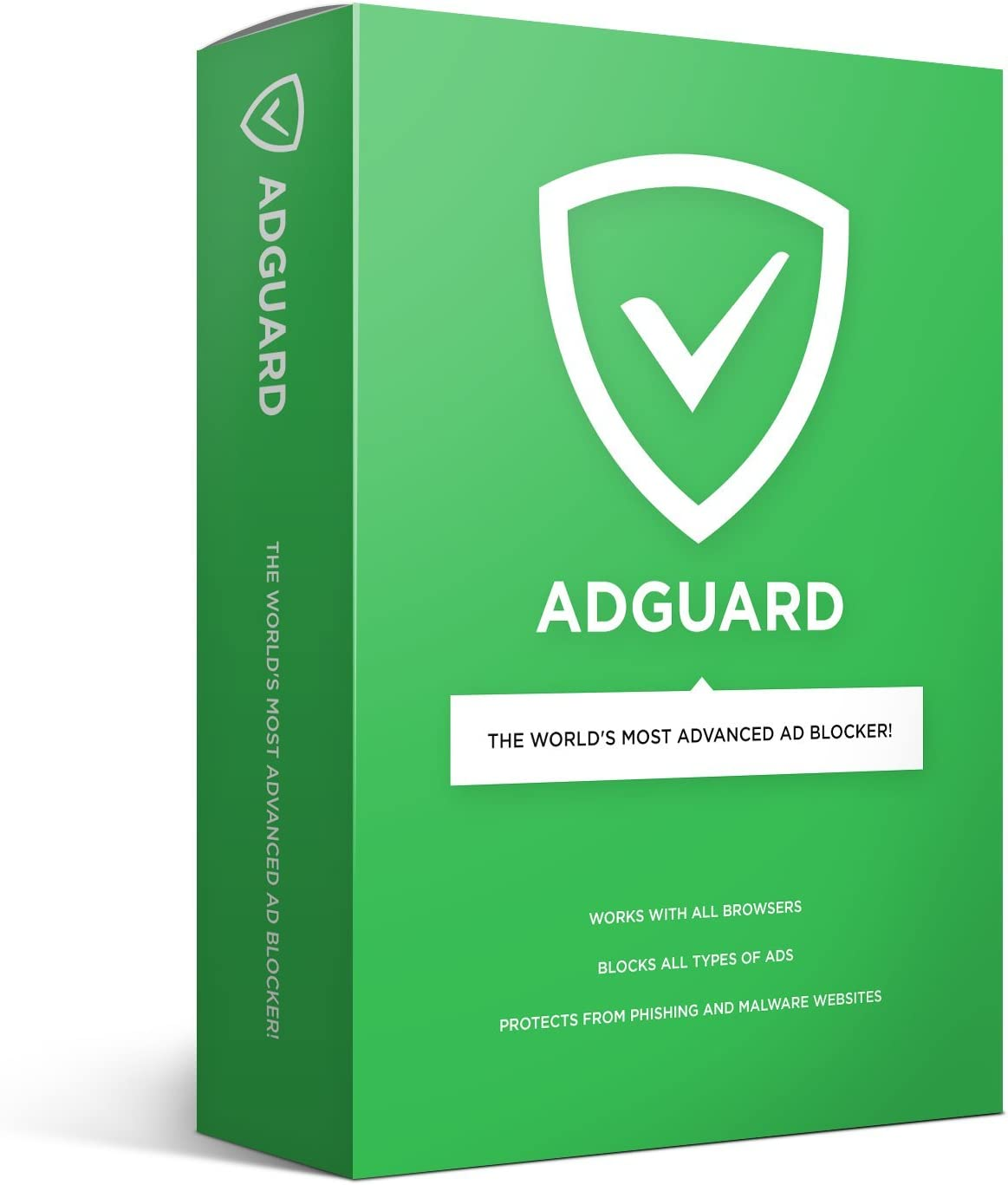 AdGuard 6.2 1PC 1 Year Activation KEY [PC/MAC] 61y8MY4mrcL