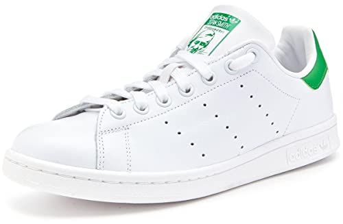 adidas stans smith uomo 43  adidas - Stan Smith M20324 - Bianco Baskets Moda Uomo:  ...