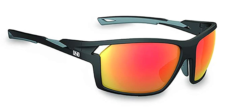 Optic Nerveプライマー、Shinyブラックとグリーンフレーム、2-lensセット:煙や銅グリーンミラー   B079HXKZ58