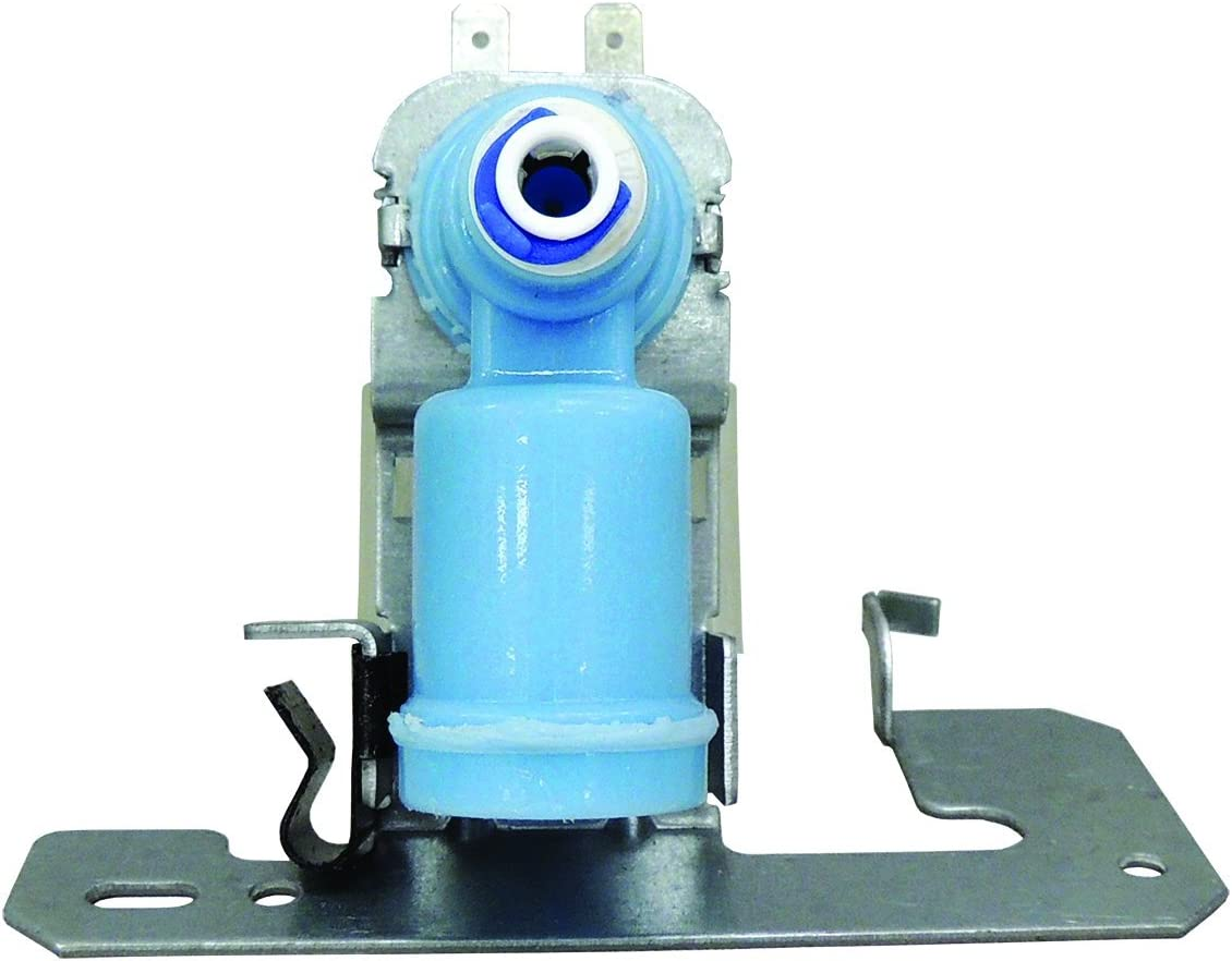 Supco WV10033 Icemaker Water Inlet Valve Replaces GE WR57X10033, WR57X0090, WR57X0093