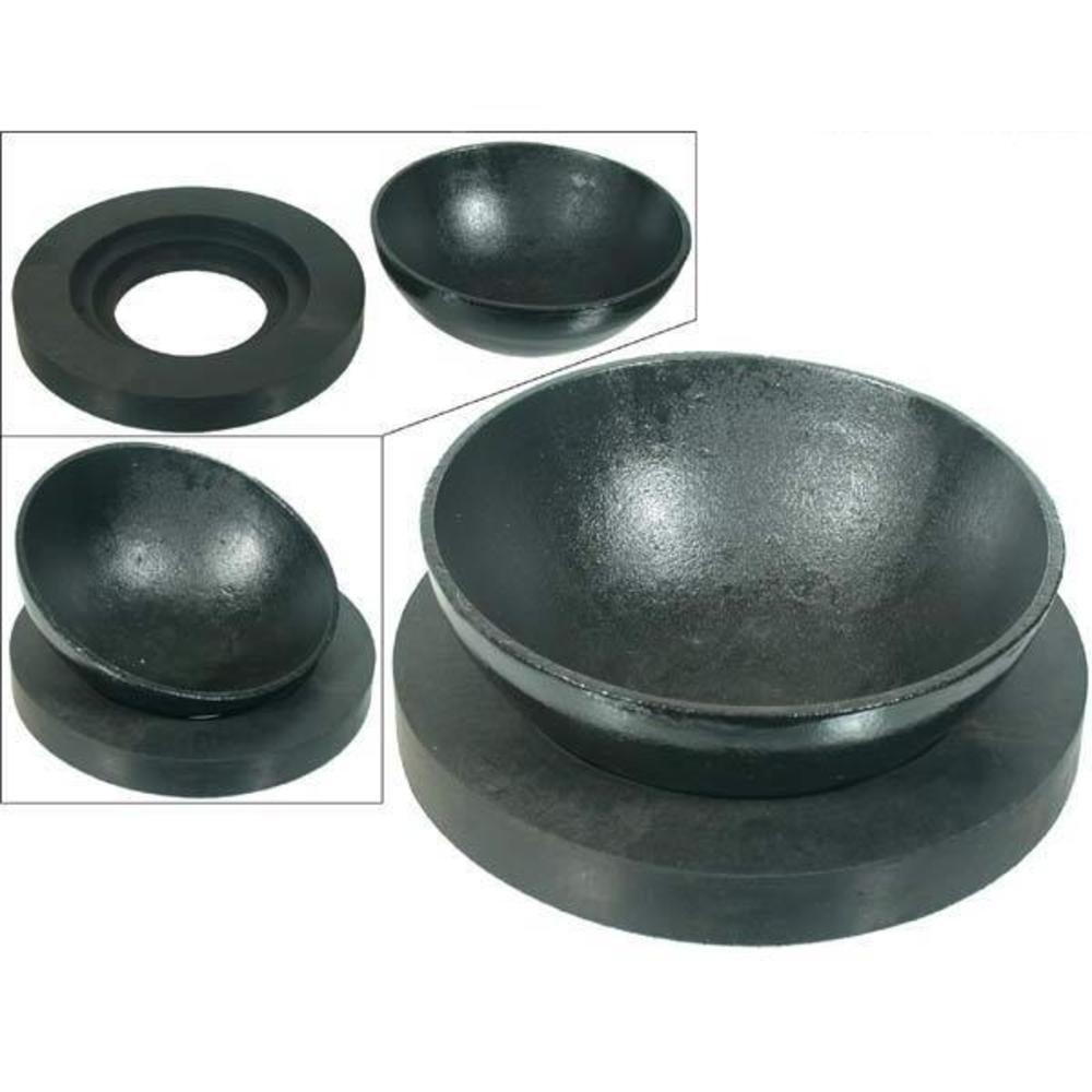 Pitch Bowl +Base 8'' Large Engraving Tools