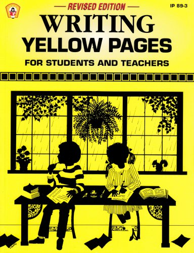 writing-yellow-pages-for-students-and-teachers