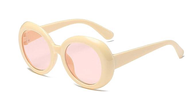 ANAZOZ Gafas de Sol Lente Amarillo Gafas de Sol UV400 ...