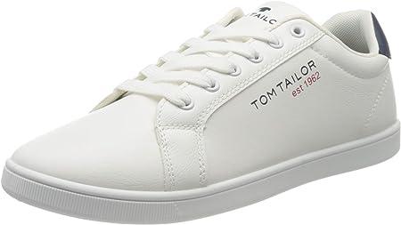 TOM TAILOR 8082801, Zapatillas para Hombre