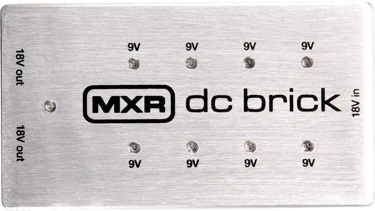 Dunlop M-237 mxr bass innovations Dc brick power supply