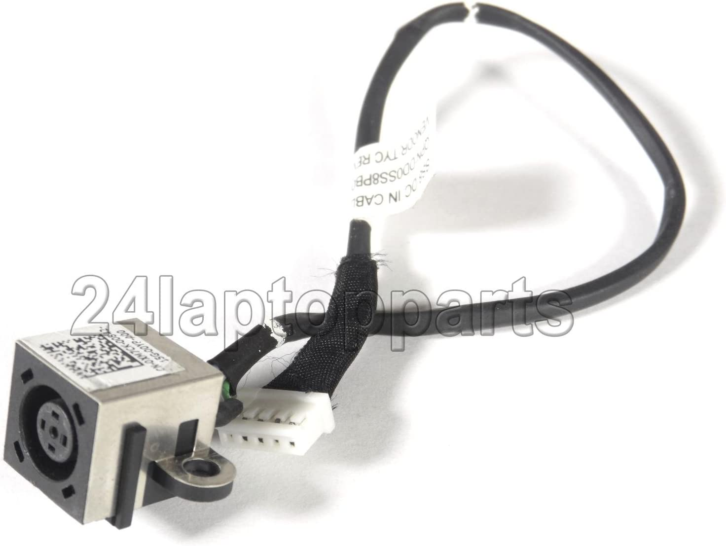 Dell XPS 15z (L511z) DC Power Input Jack with Cable - XM7CK