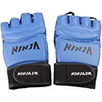kexinda 1 Paar Vrouwen Mannen zandzak Punch Training Gloves Boxing PU Leather Mittens Mitts Sports Guard Gears
